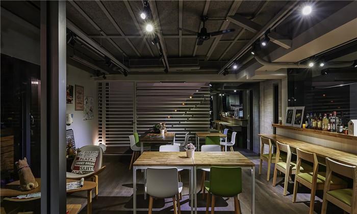 小型餐饮空间设计案例图片