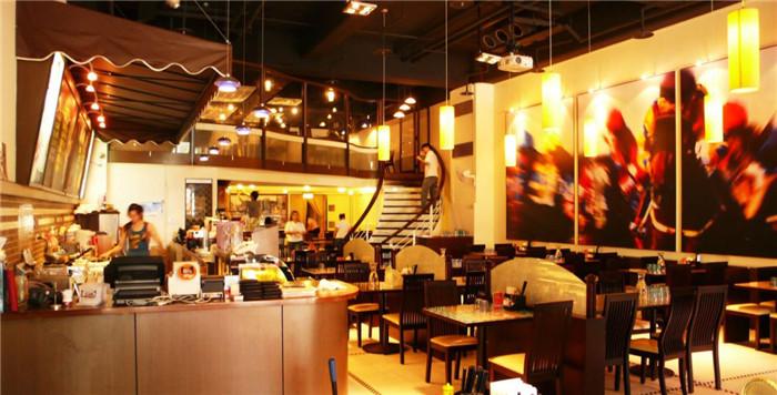 港式茶餐厅广告牌港式茶餐厅七喜图片12