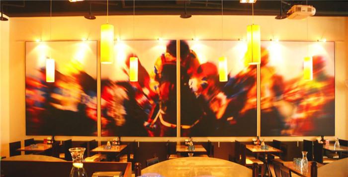 港式茶餐厅广告牌港式茶餐厅七喜图片4