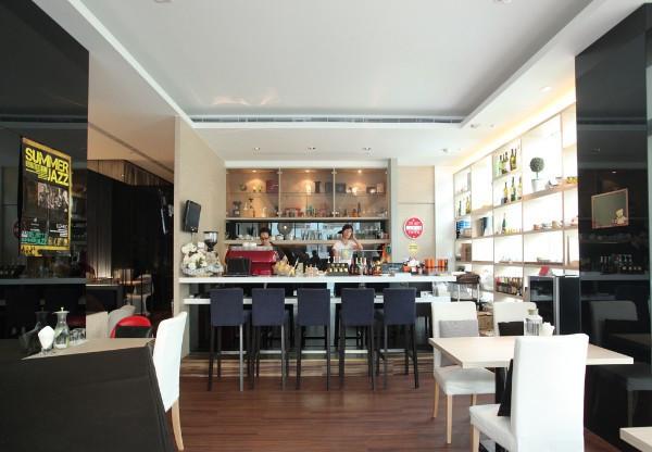 咖啡厅吧台设计图