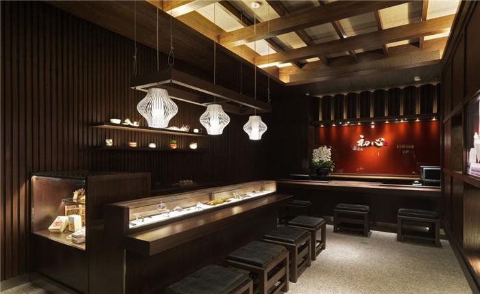 日本江户时期传统特色蛋糕房设计