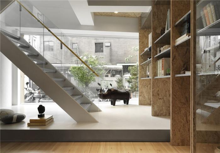 郑州知名幼儿园设计公司分享现代loft风音乐教室设计