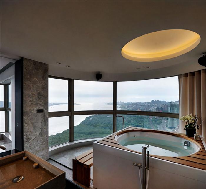 别墅浴室设计效果图