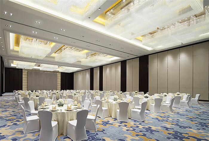 酒店宴会厅空间设计欣赏
