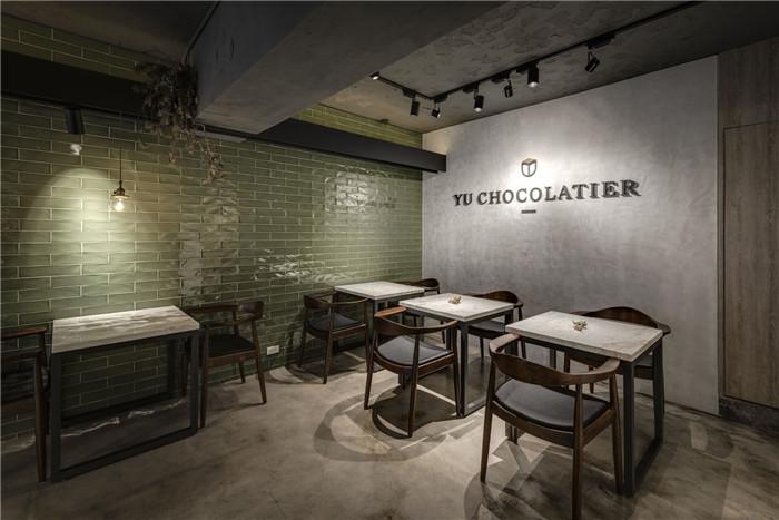 chocolatier法式巧克力甜品店面设计