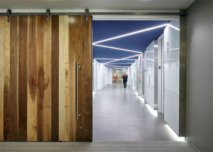 办公室走廊设计欣赏