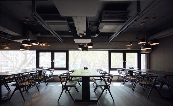 超简约日式餐厅设计 寿喜烧日式餐厅改造设计说明