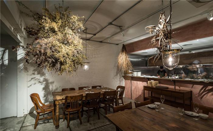 特色餐厅室内设计效果图