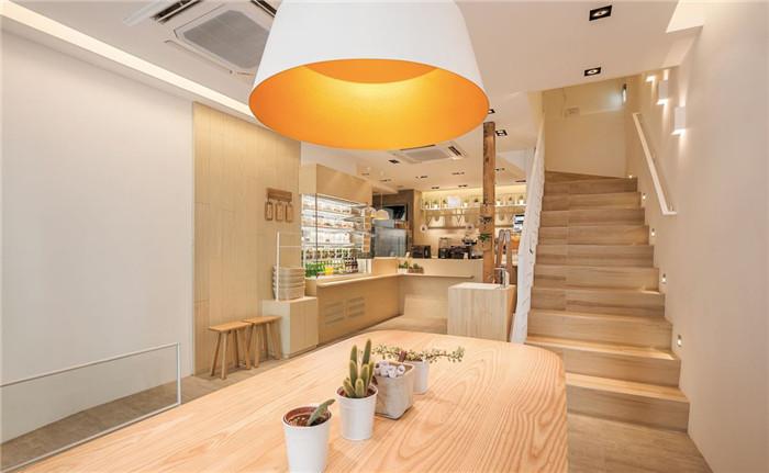 连锁餐饮店面设计方案