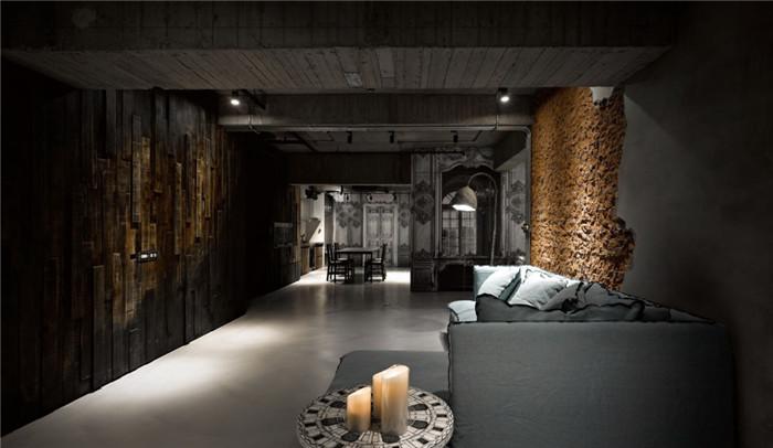 艺术豪宅室内设计效果图