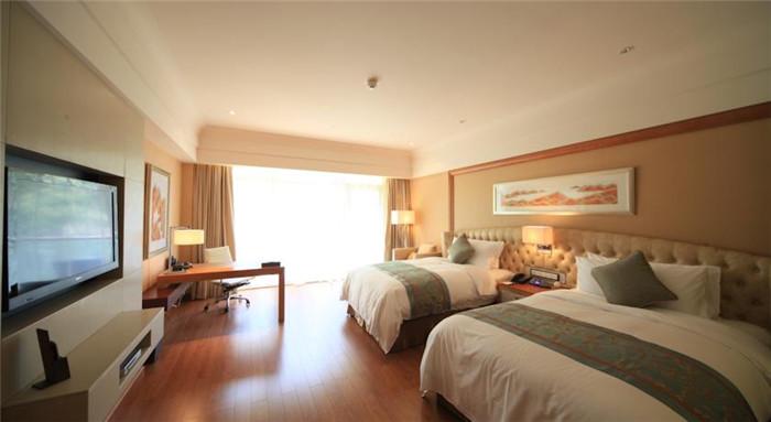 酒店标准间客房_设计图分享