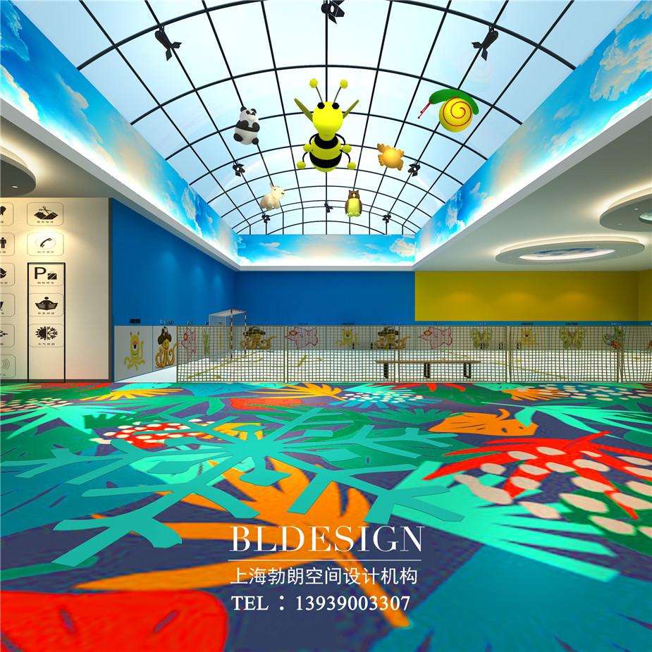 鄭州維拉米特彩虹島兒童主題游樂場設計 打造第一親子