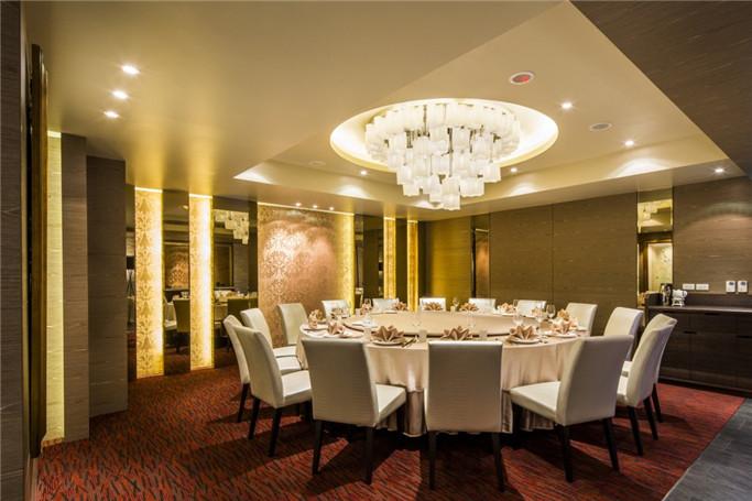 中国味餐饮空间设计:遇东方料理餐厅设计说明