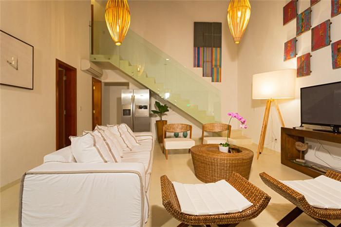 温馨舒适的酒店室内空间设计欣赏