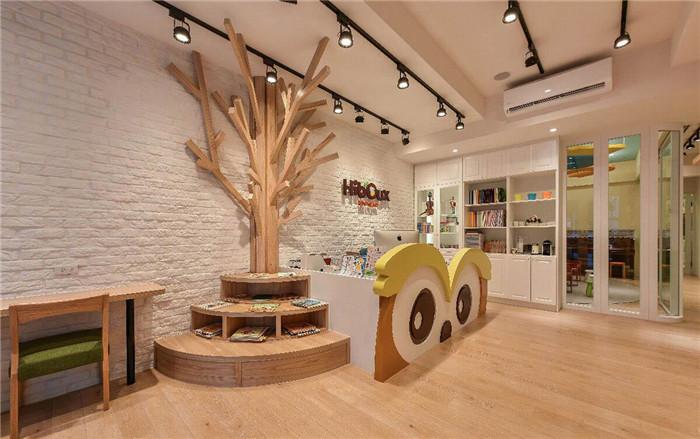 郑州知名幼儿园设计公司分享特色亲子学习活动中心设计