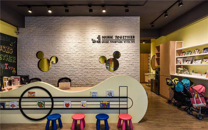 郑州专业幼儿空间设计公司推荐学前儿童音乐教室设计方案