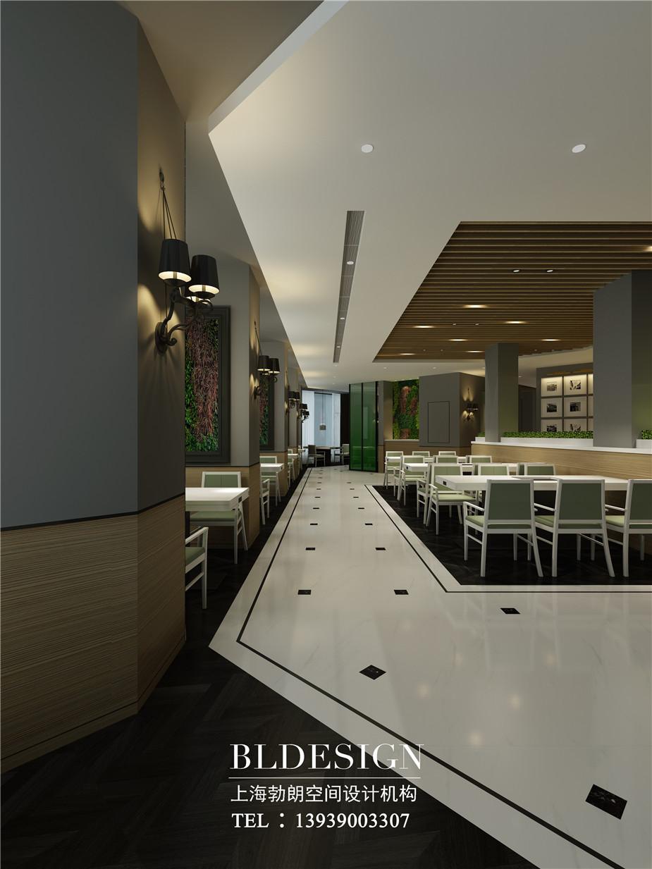 华尔晟精品商务餐厅设计方案