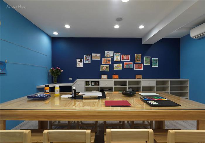 郑州幼儿园设计公司推荐台湾特色幼儿启发教育空间设计案例