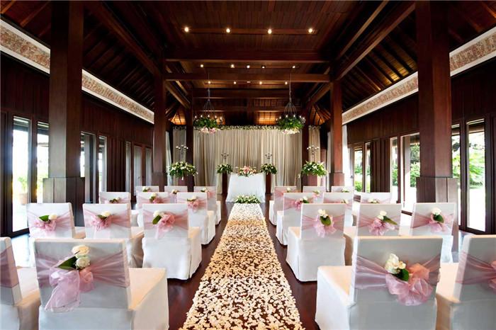 揭秘霍建华林心如婚礼酒店 巴厘岛宝格丽酒店内景解析