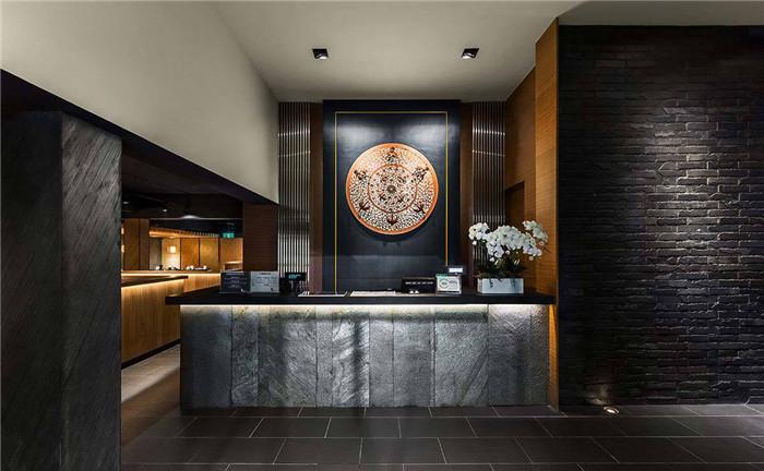 蔣府宴 古今合并的新東方中式主題餐廳設計賞析