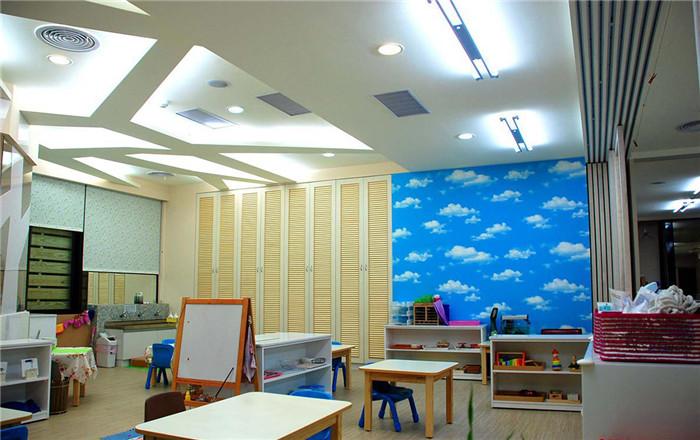 鄭州幼兒園教室室內設計方案