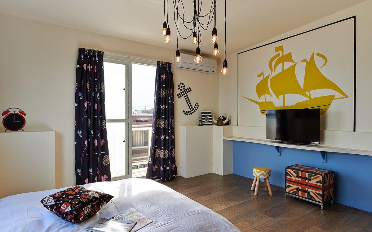 同游打造的民宿主题案例童话赏析酒店设计室内设计策划模板下载图片