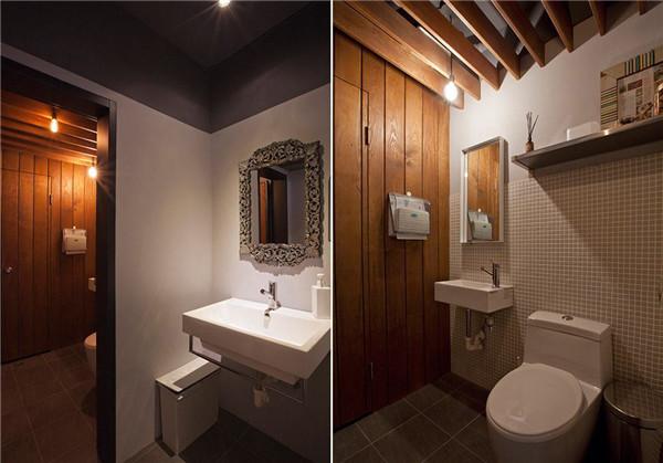 餐厅卫生间设计方案