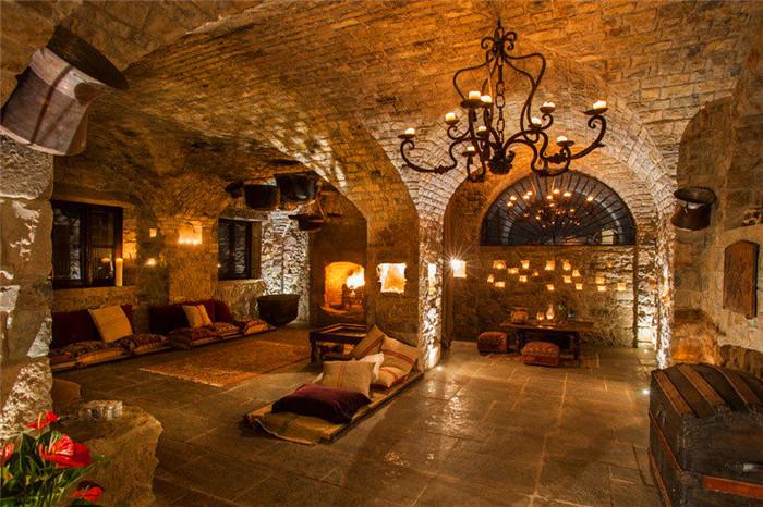 勃朗酒店设计公司推荐意大利艾里米多阿尔玛度假酒店设计