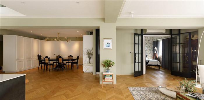 别墅美式LOFT医院设计场景复刻美剧复古经典广州案例招聘平面设计图片