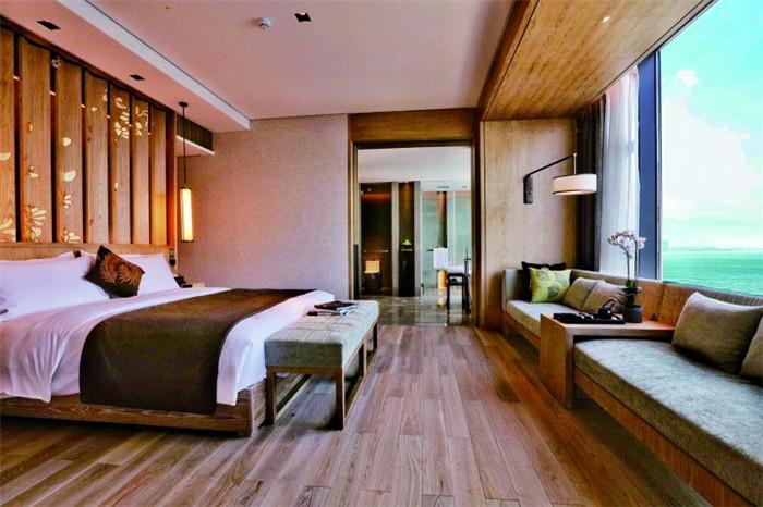 大理洱海天域英迪格精品酒店客房设计图