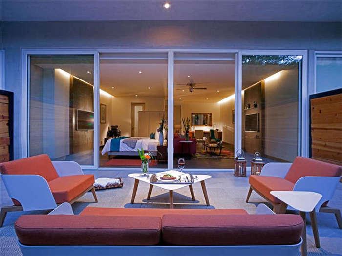 酒店室内外空间设计欣赏
