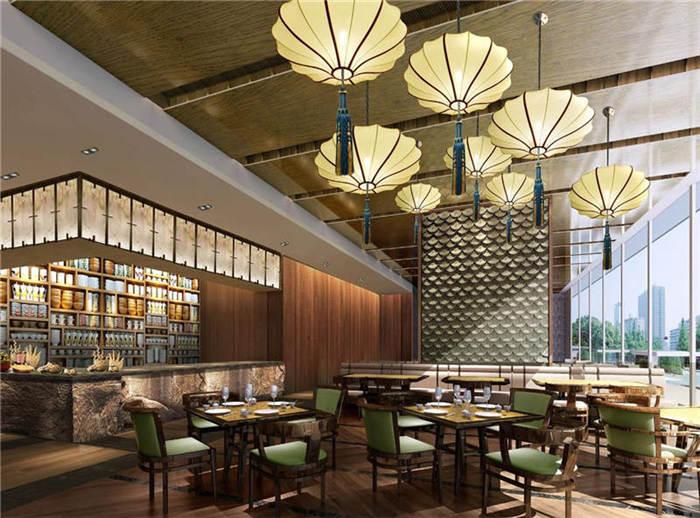 中式餐饮空间设计