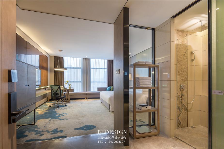 铭汇文华五星级酒店客房装修设计实景图
