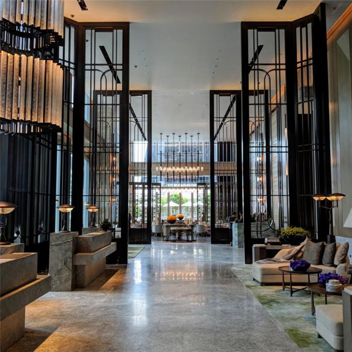 香港瑞吉酒店设计